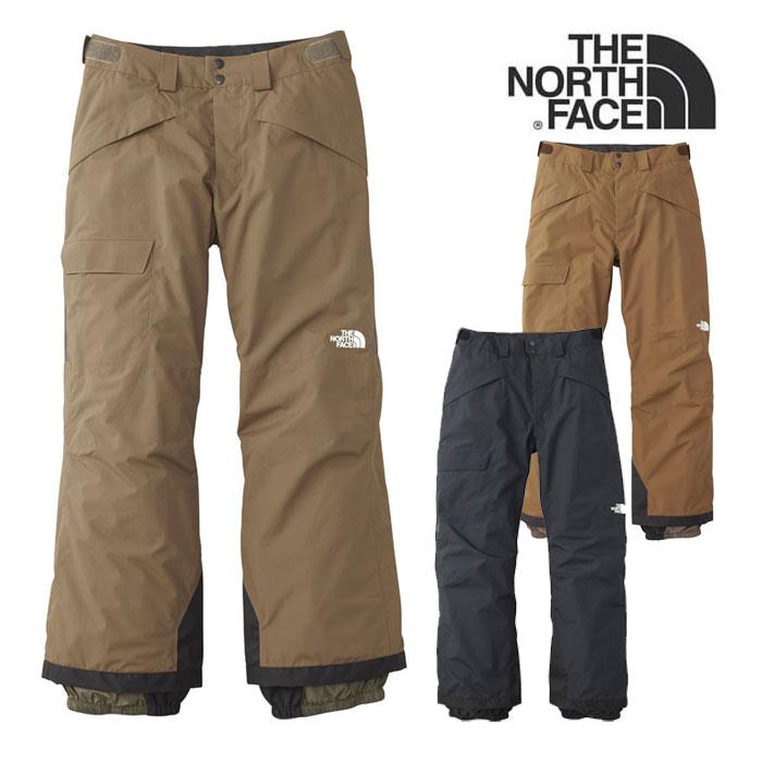 ノースフェイス スノー パンツ メンズ レディース THE NORTH FACE [ NS61810 ] FREEDOM PANT ウェア スノーボード スキー [0804]【Y】【SPS03】