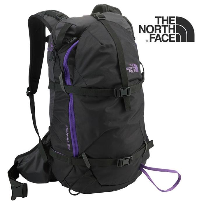 【会員限定エントリーでP最大18倍】ノースフェイス スノーバッグ THE NORTH FACE [ NM61852 ] SNOMAD 23 バックカントリー スキー スノーボード [1026]