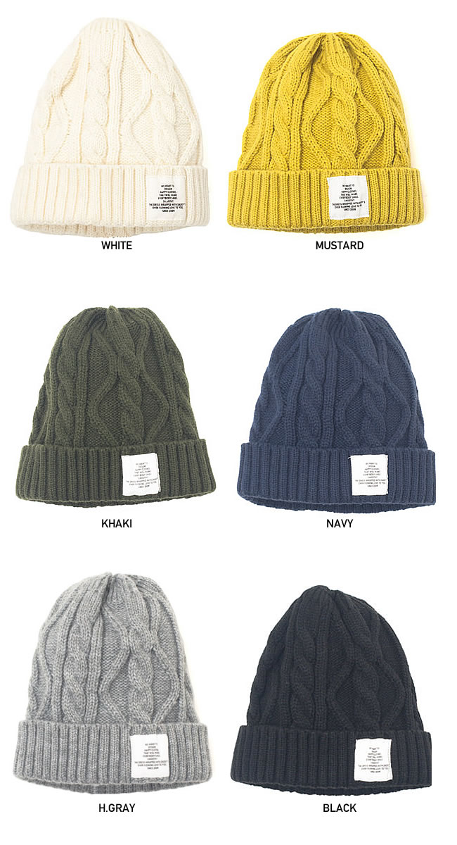 f458ce696 [shipment] children's clothes made in SMOOTHY / smoothie [01AC-15] color  cable knit cap wool blend knit hat kids Japan