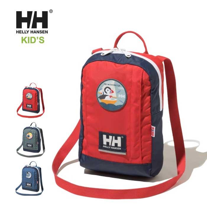 3L お子様のおでかけにおもちゃや水筒を入れて持ち歩こう 25日はBONUS DAY 最大P26.5倍 ヘリーハンセン キッズ 本物 ポーチ Helly Hansen K ショルダーポーチ 人気 おすすめ KEILHAUS POUCH バッグ 210716 HYJ92152 子供