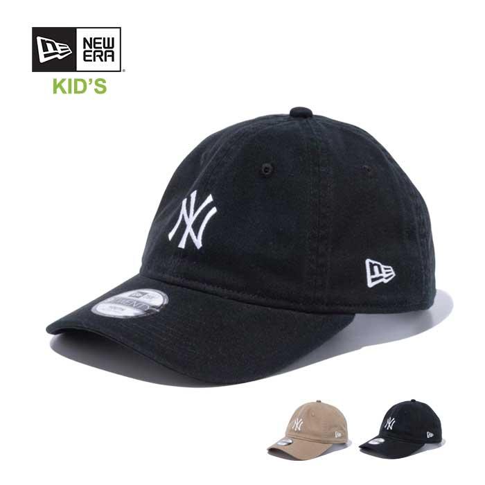 6~15歳 迅速な対応で商品をお届け致します ウォッシュ加工を施した8オンスのコットン生地を採用 ニューエラ キッズ キャップ NEW ERA Youth 9TWENTY ニューヨーク MID 920 12854269 ヤンキース 子供 12854270 開店記念セール NEYYAN CAP 210831 帽子
