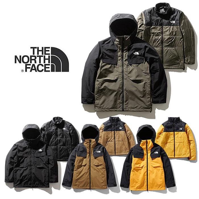 ノースフェイス 3WAY スノージャケット THE NORTH FACE [ NS61904 ] Fourbarrel Triclimate Jacket スキー スノボ アウター [1025]