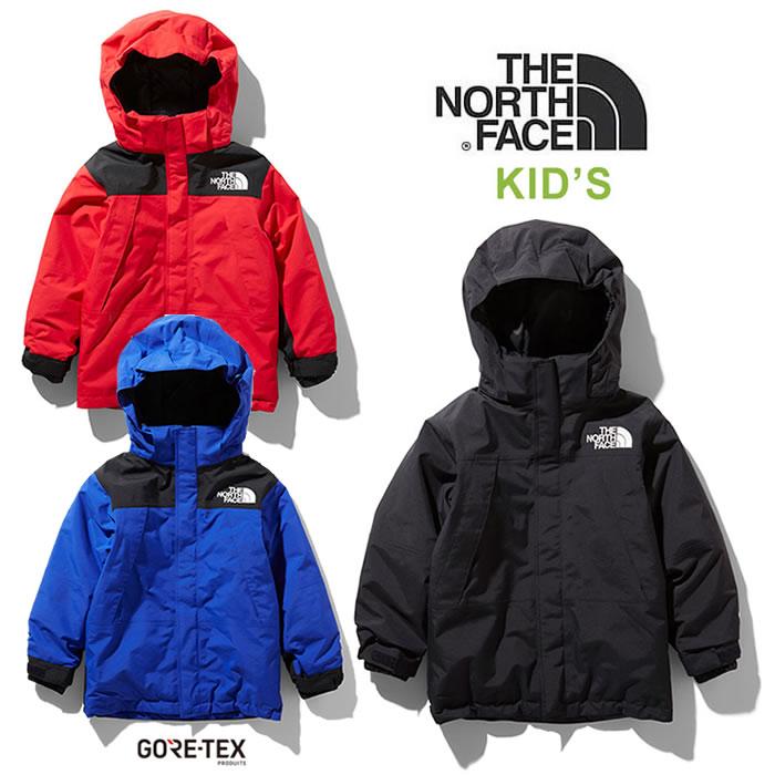 ノースフェイス キッズ アウター THE NORTH FACE [ NYJ81800 ] Mountain Insulation Jacket マウンテンインサレーションジャケット GORE-TEX [1105]