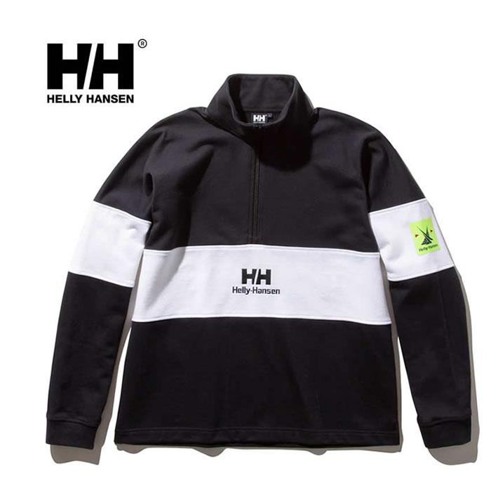 ヘリーハンセン スウェット Helly Hansen [ HH32034 ] Formula Half-zip Sweat Jacket フォーミュラーハーフジップスウェットジャケット 20SS[0301]【P10】