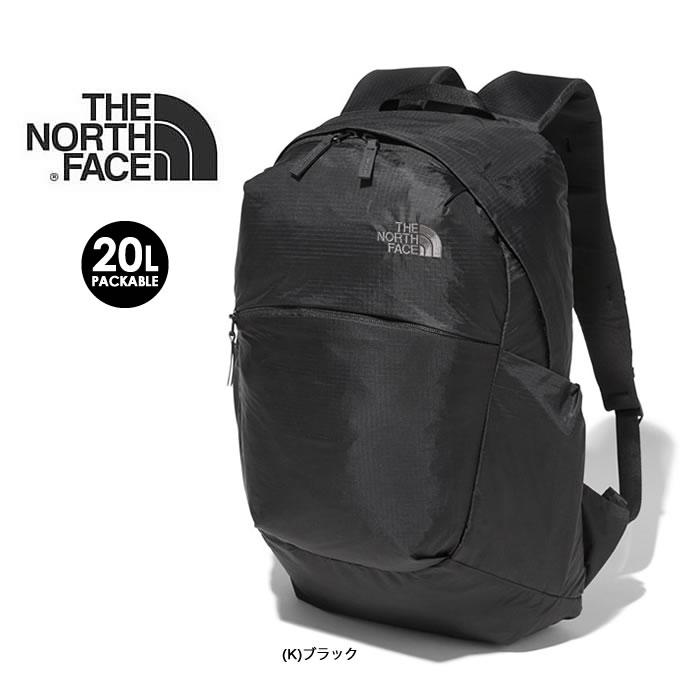 ノースフェイス デイパック THE NORTH FACE [ NM81751 ] GLAM DAYPACK グラムデイパック パッカブル リュック 20L [0301]