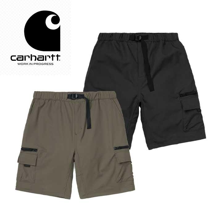 カーハート ショートパンツ Carhartt WIP [ ELMWOOD SHORT ] (I026131) エルムウッド ショーツ ワークインプログレス [0330]
