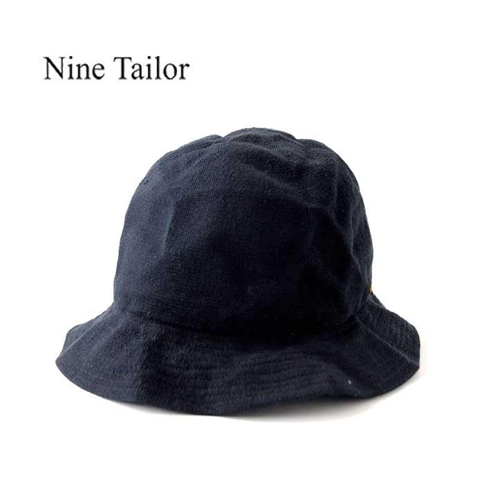 ナインテーラー ハット NINE TAILOR [ N-432 ] REED HAT 帽子 [0310]