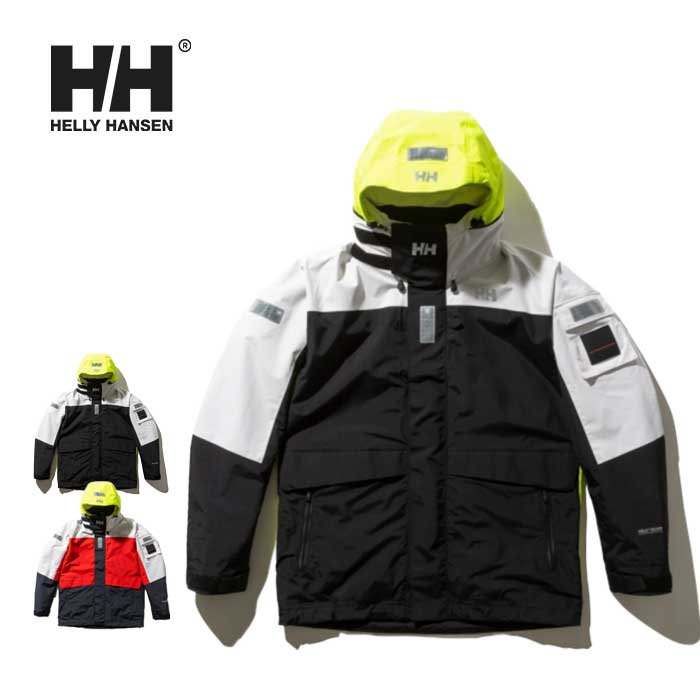 [ SP 【マラソン全品P5倍~】ヘリーハンセン OCEAN Hansen Helly [0805] FREY JK SPオーシャンフレイジャケット アウター ] HH11991