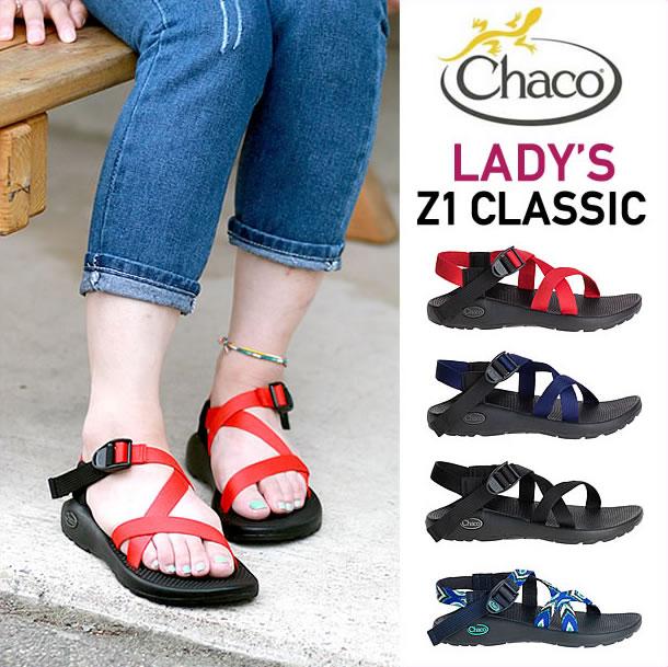 チャコ サンダル レディース Chaco W's Z1 クラシック Women's サンダル