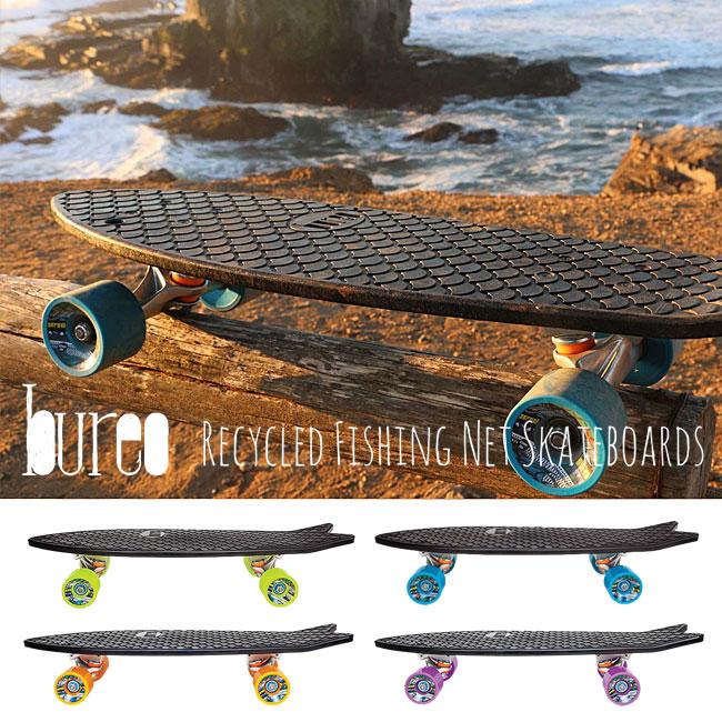 ミニクルーザー【BUREO/ブレオ】MINNOW Complete Cruiser Skateboard skate スケートボード コンプリート deck sk8