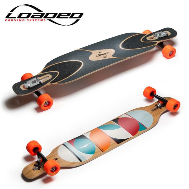 【スーパーSALE 最大P43倍】LOADED / ローデッドNEW DERVISH SAMA ダービッシュサマskate スケート skateboard complete スケートボード コンプリート deck ロンスケ sk8 lsk8 ロングスケートボード