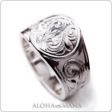 指輪リング ハワイアンジュエリー レディース 女性 メンズ 男性 [Maxi]マキシ ラウンドTapperリング シルバー 925 mxri0131sv