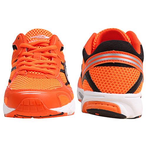 Tigra (TIGORA) men's running shoes: orange / black (PRETIMOTR)