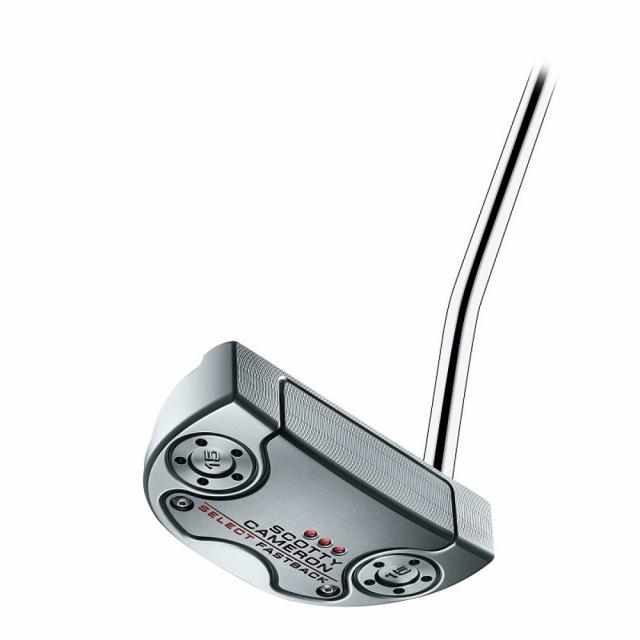 スコッティキャメロン ファストバック 2018 SELECT FASTBACK ゴルフ パター 2018年モデル メンズ Scotty Cameron