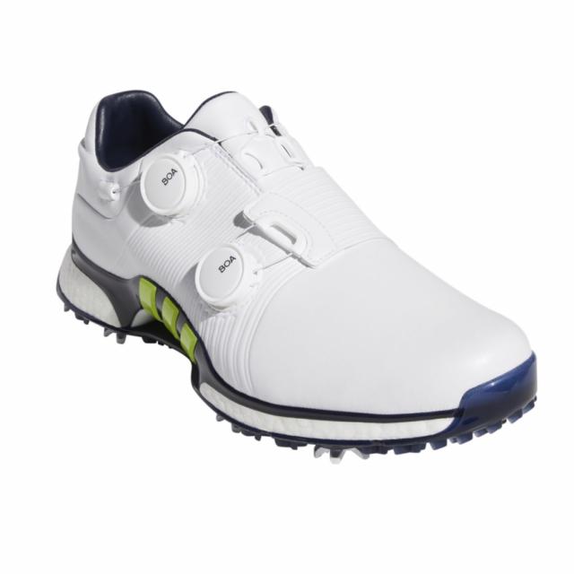 アディダス ゴルフシューズ AD360XTツインWN899 最高峰 ツアースペックモデル ダイヤル式スパイクシューズ ゴルフ adidas