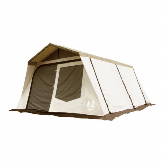 オガワ ロッジシェルターT/C 3375 キャンプ シェルター 大型 スクリーンテント Ogawa