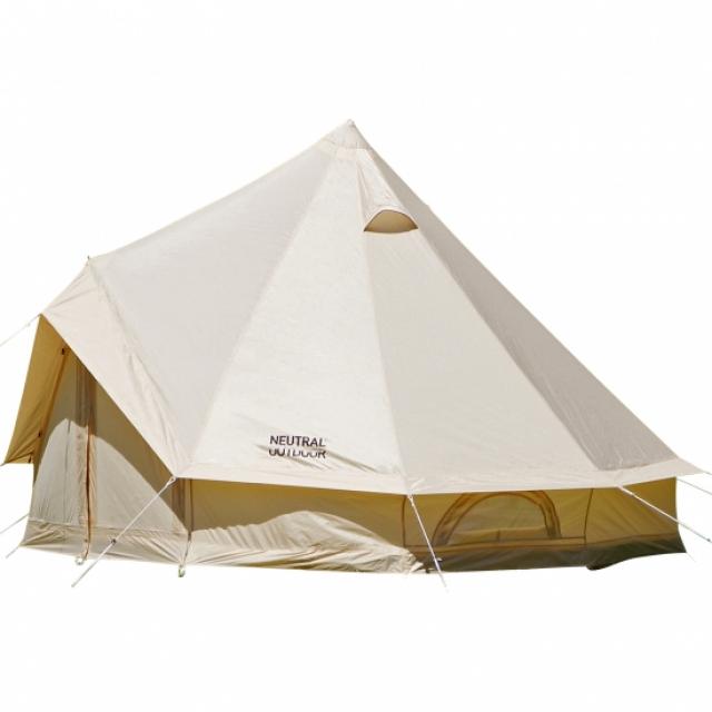 ニュートラルアウトドア NT-TE02 GE テント3.0 (23457) キャンプ スクリーンテント NEUTRAL OUTDOOR