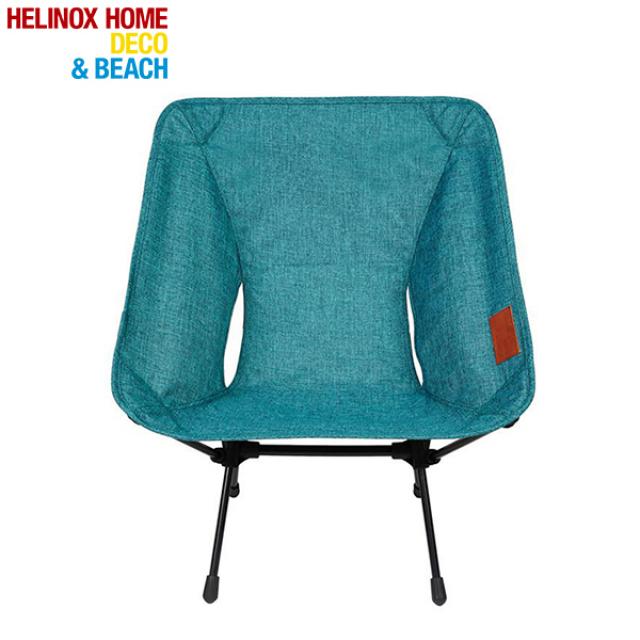 ヘリノックス コンフォートチェア ラグーンブルー (1975000141 01) キャンプ チェア Helinox