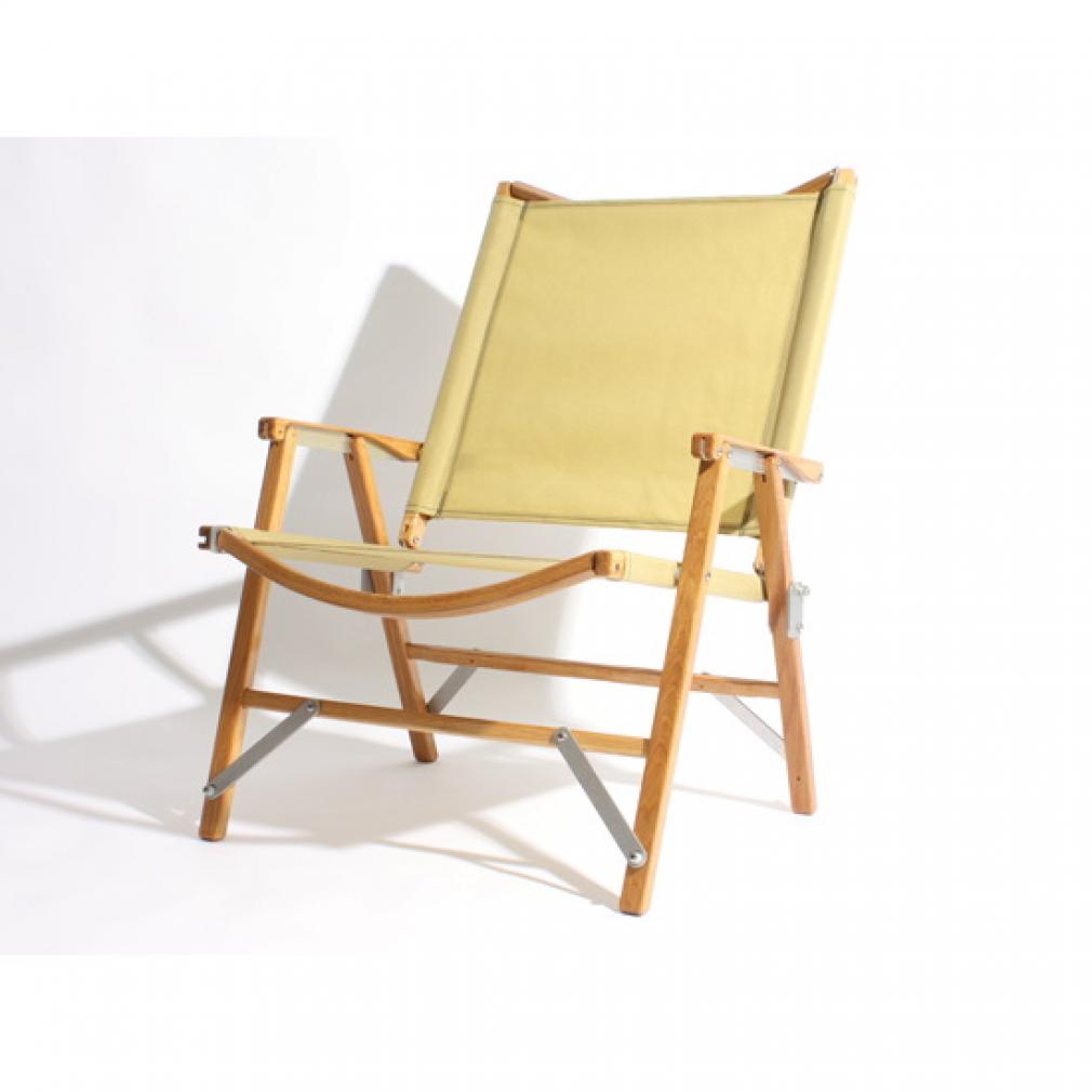 カーミットチェア ハイバック ベージュ Tan (KCC-506) キャンプ チェア Kermit Chair