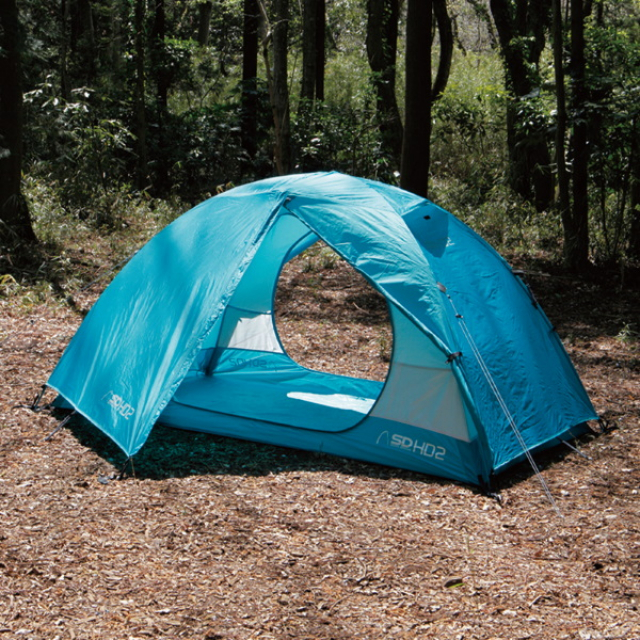 シェラデザイン HARF DOME SD HD2 カプリブリーズ (80001) キャンプ ドームテント SIERRA DESIGNS