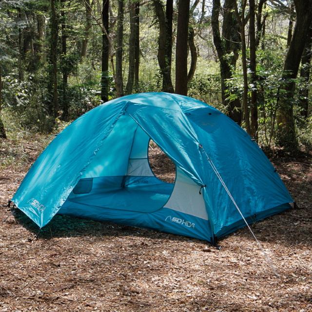 シェラデザイン HARF DOME SD HD4 カプリブリーズ (80002) キャンプ ドームテント SIERRA DESIGNS