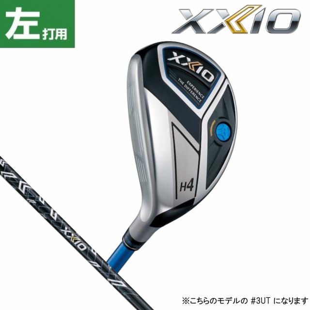 ダンロップ ゼクシオ 11 HB 左用 ゴルフ ユーティリティ MP1100 2019年モデル メンズ DUNLOP XXIO11 レフティ ハイブリッド