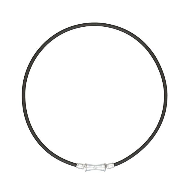〔あす楽対象品〕 コラントッテ TAO ネックレス RAFFI (ABAPF01M) タオ ラフィー 磁気ネックレス : ブラック 肩こり 健康アクセサリー Colantotte