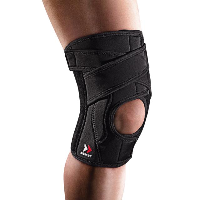 ザムスト マーケティング EK-5 日本正規代理店品 膝サポーター ミドルサポート 薄手 zamst 軽量 左右兼用 膝用