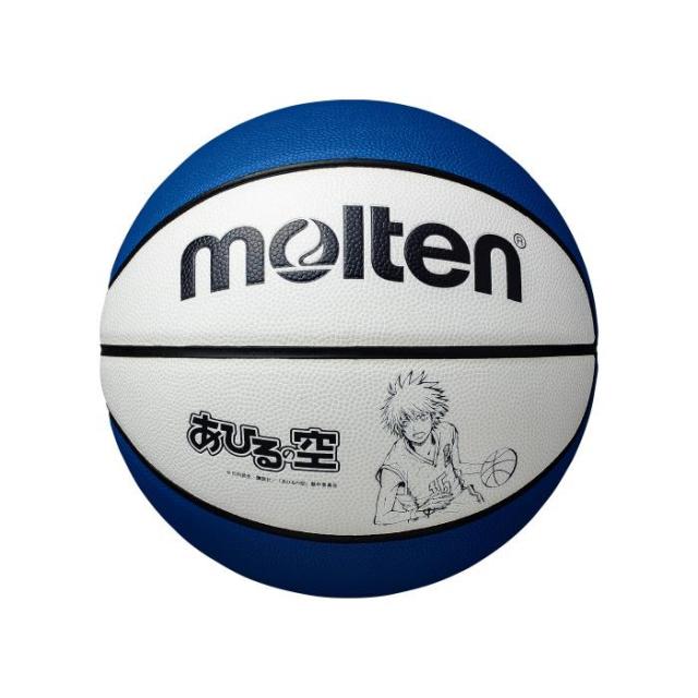 8 驚きの価格が実現 18 買えば買うほど 最大10%OFFクーポン モルテン あひるの空コラボボール B7C3790-AS molten 7号球 国内在庫 バスケットボール 練習球