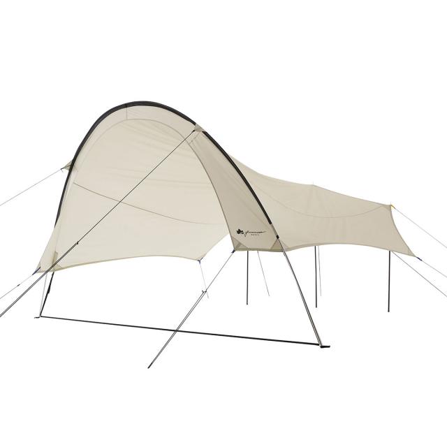 ロゴス グランベーシック AKUBIタープ-AI 71805540 キャンプ タープテント アーチ型 大型 サンシェード LOGOS