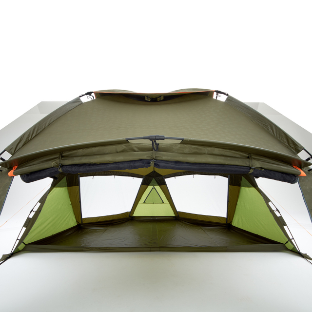 ロゴス デカゴン ハーフグランドシート (71459301) キャンプ テント LOGOS