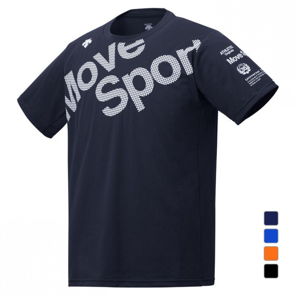 デサント メンズ 半袖機能Tシャツ サンスクリーン Tシャツ DESCENTE DMMPJA54 0529T 値下げ 20clearancewear お得 スポーツウェア