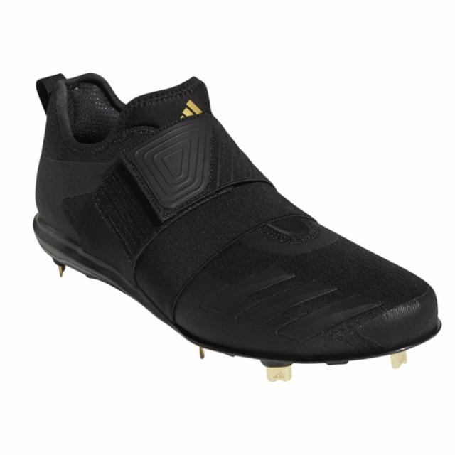 アディダス adizero SpeedFlash AC EE9082 メンズ 野球 スパイクシューズ E : ブラック×ブラック adidas