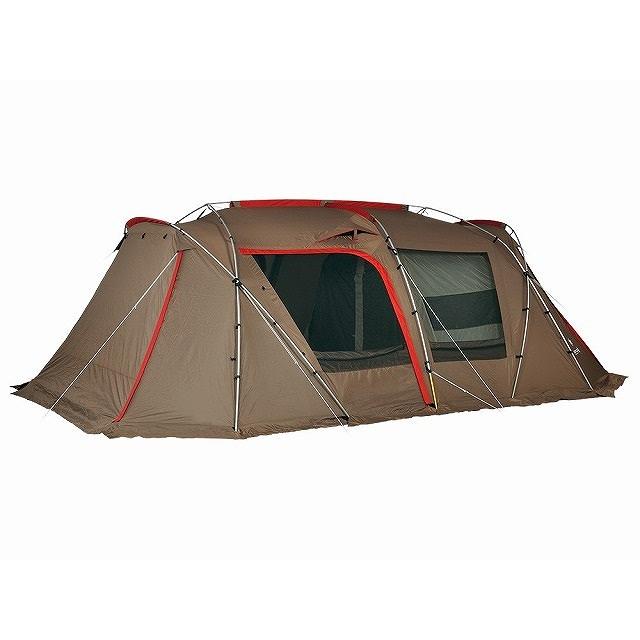 スノーピーク ランドロック TP-671R キャンプ シェルター スクリーンテント 2ルーム ツールーム 大型 6人用 snow peak
