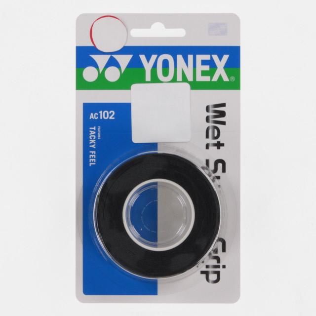 ヨネックス 与え ウェットスーパーグリップ 大人気 AC102 テニス YONEX グリップテープ