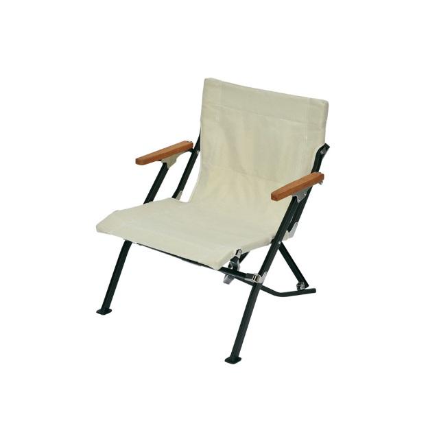 Seasonal Wrap入荷 スノーピーク チェア 高品質新品 L直径w Chair ロー ショート LV-093IV peak : snow アイボリー