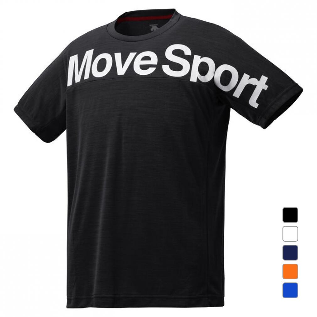 デサント メンズ 半袖機能Tシャツ サンスクリーン Tシャツモク スポーツウェア 店 0529T DESCENTE 20clearancewear DMMPJA56 セール開催中最短即日発送
