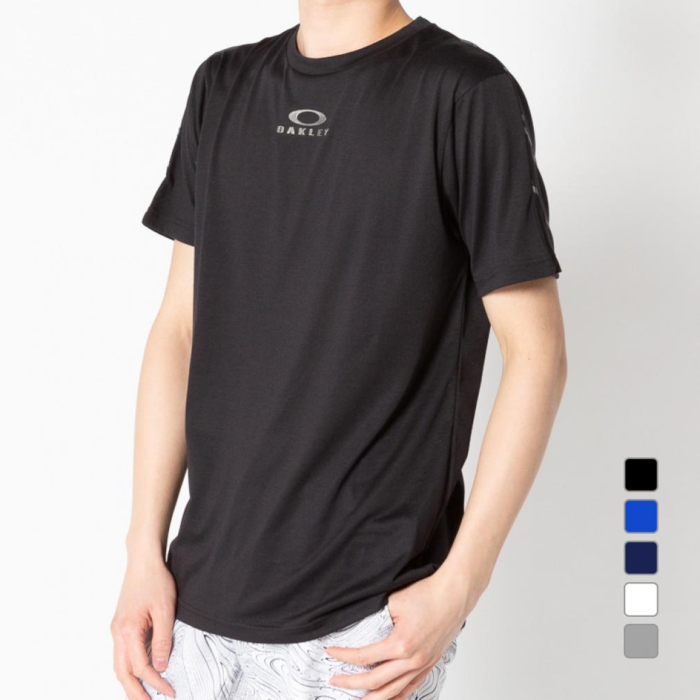 オークリー メンズ 半袖機能Tシャツ Enhance QD SS Tee Bold 正規店 20clearancewear スポーツウェア OAKLEY FOA400157 10.0 0604point 0529T 新品未使用