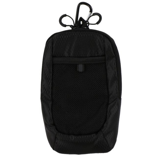 3 1限定 買えば買うほど 最大10%OFFクーポン ティゴラ ポーチ TR090PO-S トレッキング TIGORA 国際ブランド BLACK バッグパーツ : 1年保証