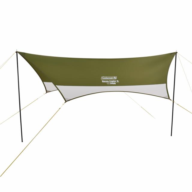 8 予約 18 買えば買うほど 最大10%OFFクーポン コールマン 2021年新作 ヘキサライトII 情熱セール Coleman サンシェード キャンプ ヘキサタープ 2000038145 タープテント