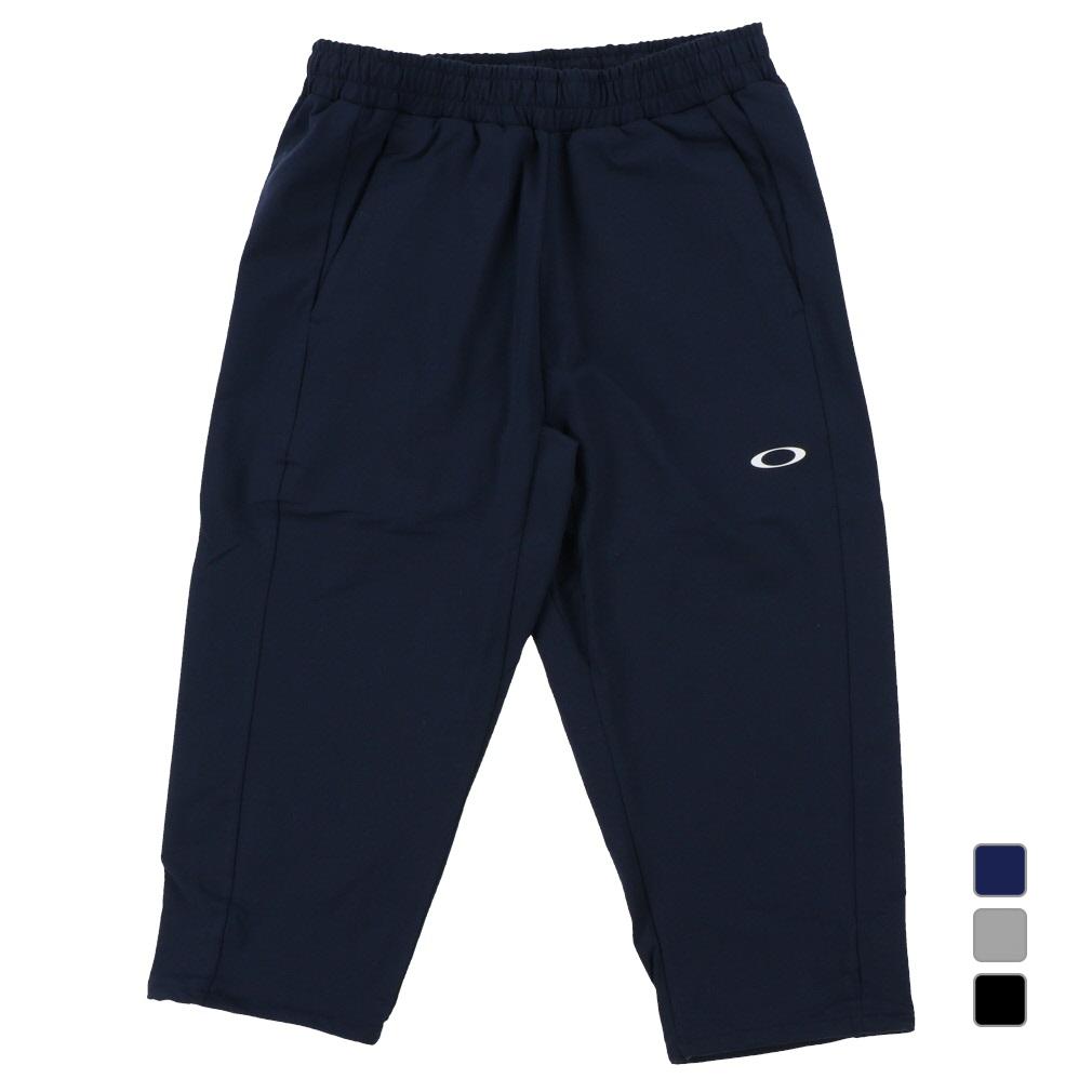 最大10%OFFクーポン スーパーSALE限定 オークリー メンズ 春の新作 スウェットクォーターパンツ おトク Enhance LT Fleece 3 スポーツウェア OAKLEY 4 FOA400825 10.0 Pants