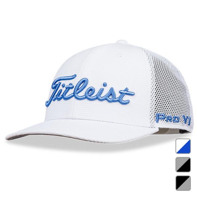 タイトリスト 安心の実績 高価 買取 強化中 ゴルフウェア キャップ ツアースナップバックメッシュキャップ 日本最大級の品揃え 0353186013 Titleist HJ1CTSBM メンズ