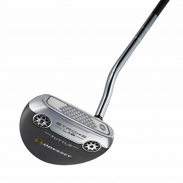 オデッセイ ストロークラボ STROKE LAB TUTTLE ゴルフ パター 2019年 メンズ ODYSSEY キャロウェイ