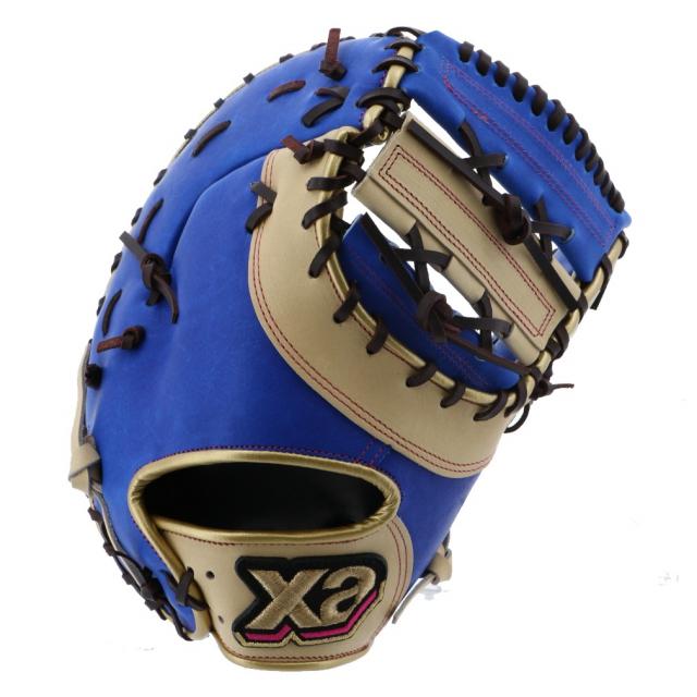 ザナックス 軟式ファーストミット ザナパワーシリーズ BRF31021SP 美品 軟式用 ファースト用ミット 値引き XANAX 野球