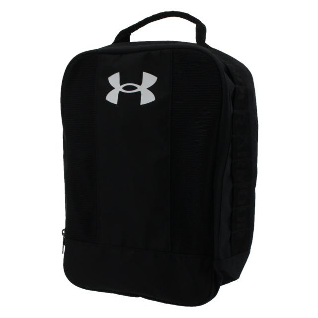 アンダーアーマー UA SHOES セール商品 BAG 2 1364435 新色追加して再販 : バスケットボール UNDER ブラック ARMOUR シューズケース