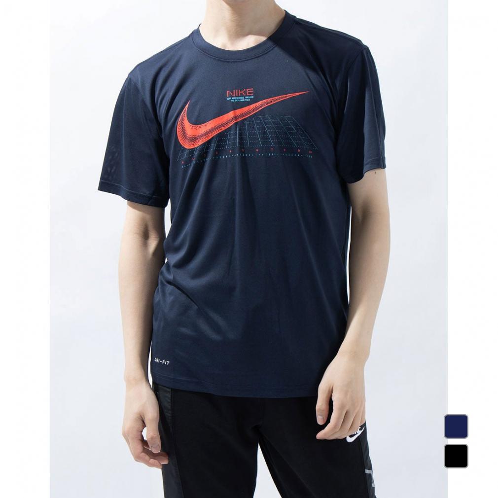 ナイキ メンズ 入荷予定 半袖機能Tシャツ LEG シーズナル グラフィック 限定タイムセール 1 0529T 21summersale NIKE DA0639 S スポーツウェア