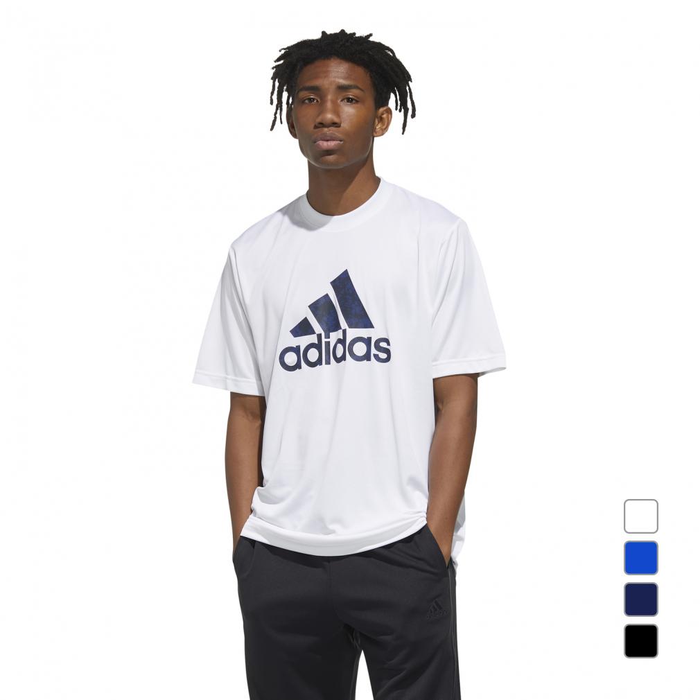 アディダス メンズ 半袖機能Tシャツ M MH BOS Graphic Tシャツ 200903aparel GUN24 adidas 191011aparel スポーツウェア 店舗 買物 0529T 21summersale 20clearancewear