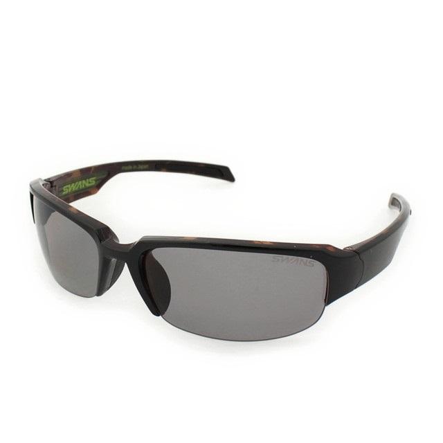 スワンズ SWANS ディーアイ (GW-3701) サングラス 偏光レンズ Dee-I Dee-I : ブラック ブラック SWANS, エスニックのマーブルマーケット:96c53d0b --- sunward.msk.ru