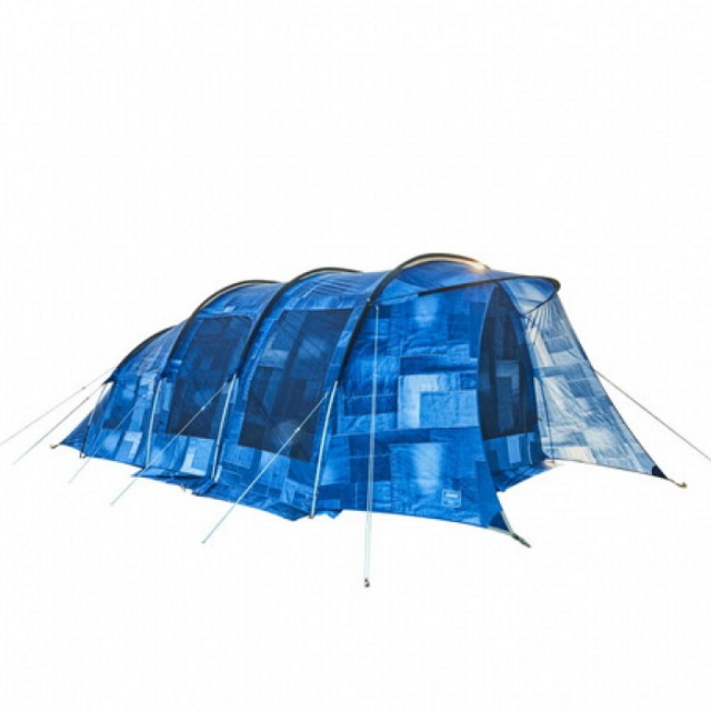 コールマン インディゴレーベル IL トンネル2ルームハウス/LDX デニム 2000032597 キャンプ テント Coleman