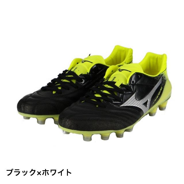 ミズノ アウトレット モナルシーダ ネオ ジャパン NEO JAPAN P1GA192003 サッカー スパイクシューズ : ブラック×ホワイト MIZUNO